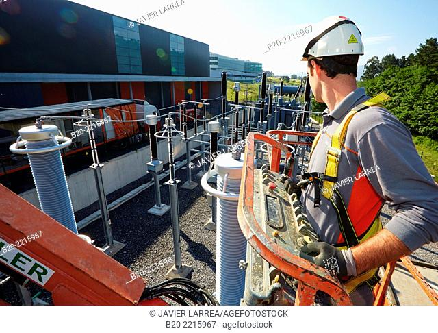 On-site commissioning, diagnostics and maintenance tests on underground High Voltage Cables and GIS systems based on Variable Frequency Resonant System WRV...