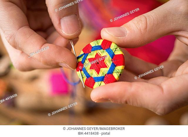 Button maker wrap Stock Photos and Images | age fotostock