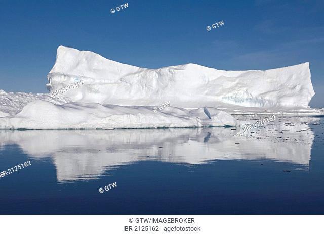 Iceberg, Weddell Sea, Antarctica