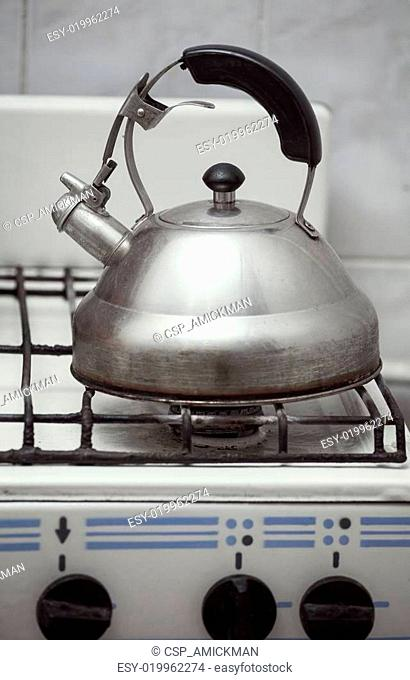 Copper Kettle Kitchen Stock Photos And Images Age Fotostock