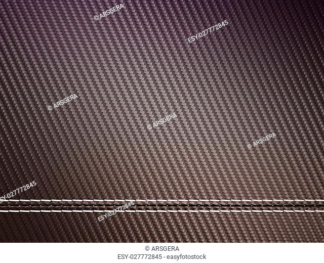 Horizontally Stitched carbon fibre. Useful as texture or background
