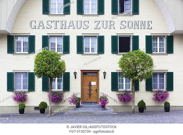 Architecture of Luthen, Switzerland