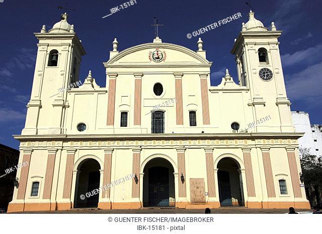 Cathedral Asuncion Paraguay