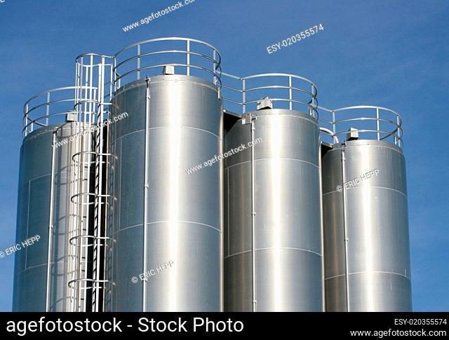 Industrie Anlage