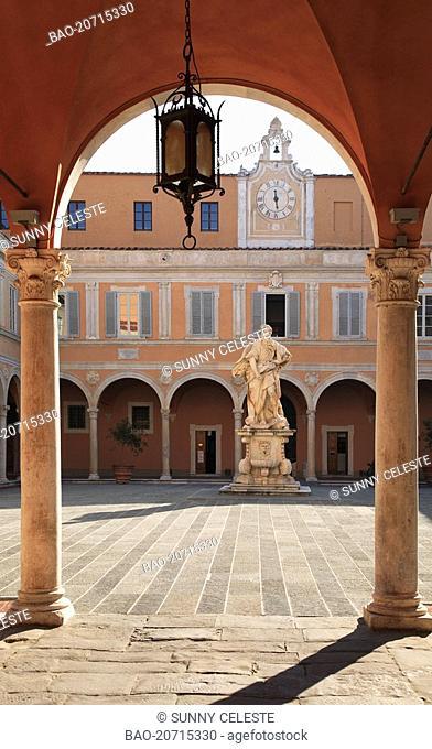 at the piazza museo dell' opera del duomo, Pisa, Tuscany, Italy