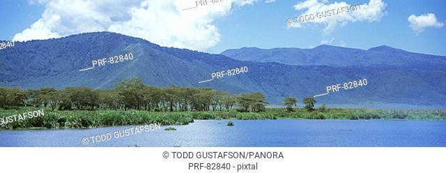 Ngorongoro Crater Tanzania Africa