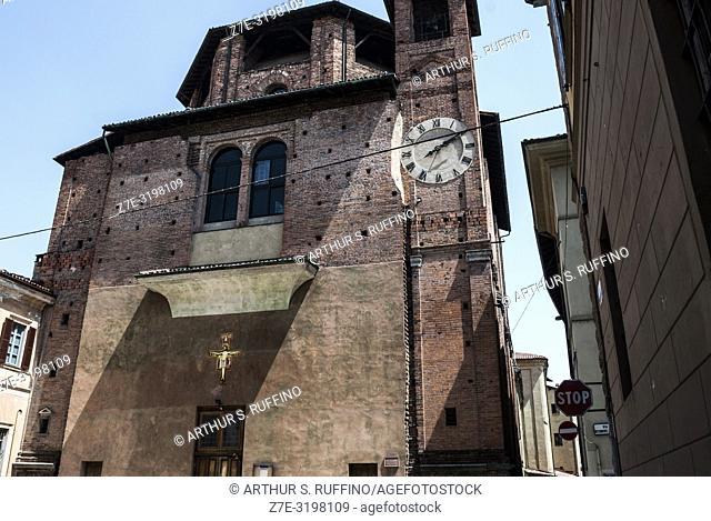 Santa Maria Incoronata di Canepanova Church, Pavia, Lombardy, Italy