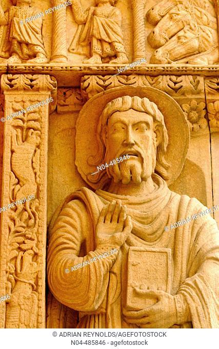 Bas-relief, Arles, France