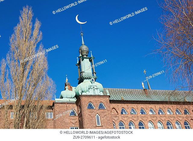 Stadshuset (City Hall) Kungsholmen, Stockholm, Sweden, Scandinavia