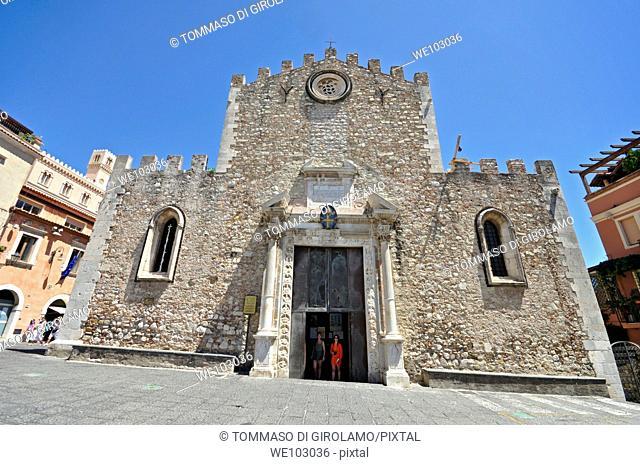 Taormina, Cathedral