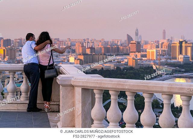Dagustu Park, Baku City, Azerbaijan, Middle East