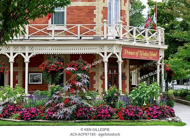 Prince of Wales Hotel, Niagara on the Lake, Ontario, Canada