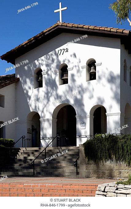 Old Mission San Luis Obispo de Tolosa, San Luis Obispo, San Luis Obispo County, California, United States of America, North America