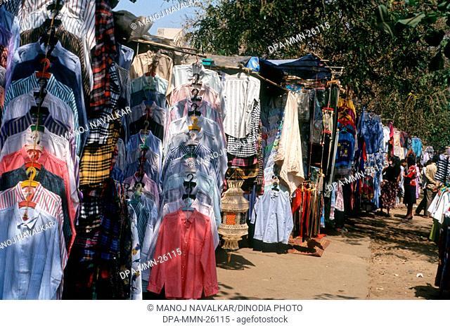 fashion street ; Bombay Mumbai ; Maharashtra  ; india