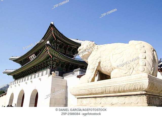 Gyeonnbokgung Palace