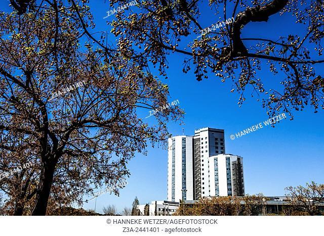Bellvitge University Hospital, Barcelona, Spain