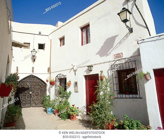 Mojácar. Almería province. Spain