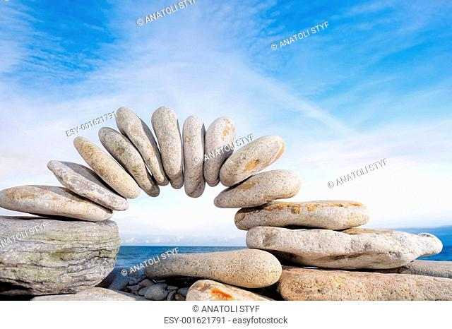 Stones bend