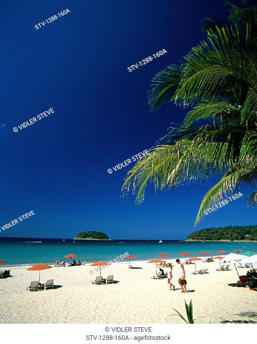 Asia, Beach, Holiday, Karon, Landmark, Phuket, Thailand, Tourism, Travel, Tropical, Vacation