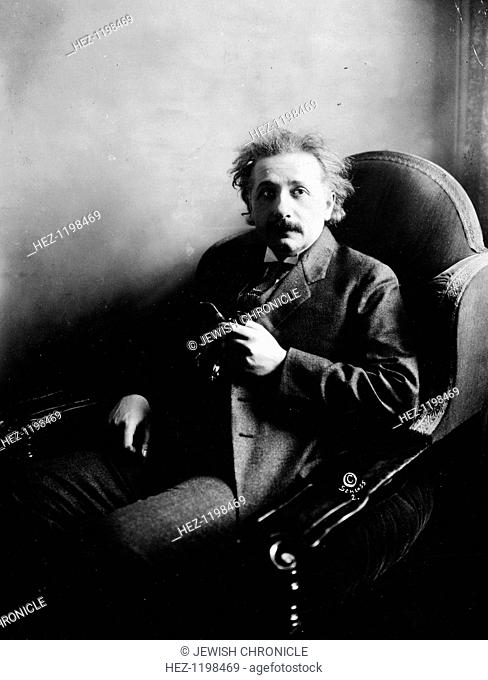 Albert Einstein (1879-1955), German, Physicist