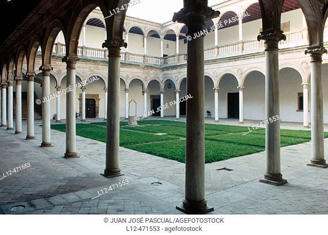 Convent of St. Agustín, Almagro. Ciudad Real province, Castilla-La Mancha, Spain