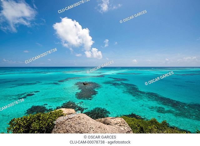 Crab Cay, San Andres Island, Archipelago of San Andres, Providencia and Santa Catalina, Colombia