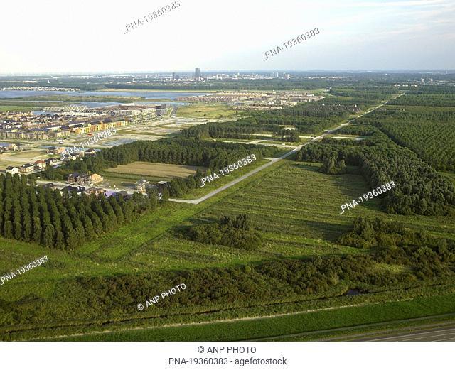 Noorderplassen, Almere Stad, Flevopolder, Flevoland, The Netherlands, Holland, Europe