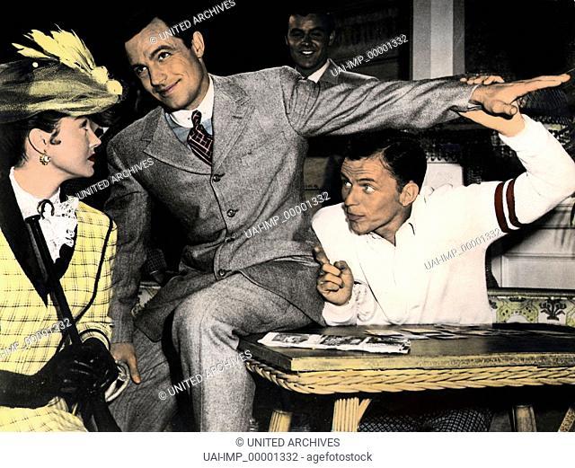 Spiel zu dritt, (TAKE ME OUT TO THE BALL GAME) USA 1949, Regie: Busby Berkeley, ESTHER WILLIAMS, GENE KELLY, FRANK SINATRA