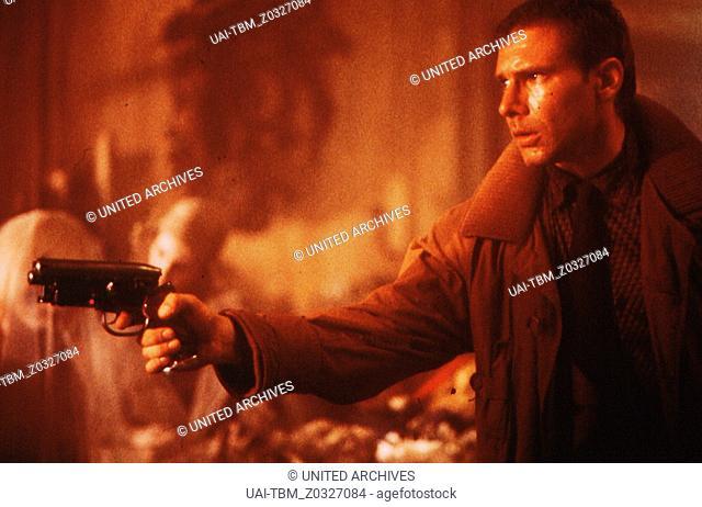Blade Runner / Harrison Ford / Blade Runner (Director's Cut)
