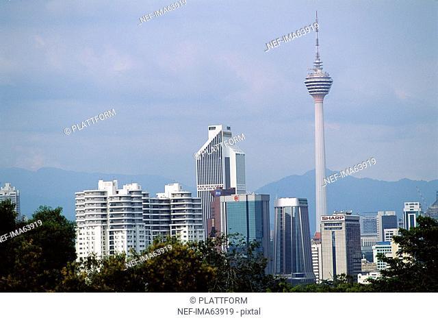Skyline George Town Penang Malaysia