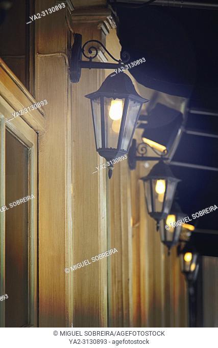 Cafe Lights France
