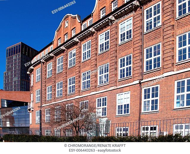 Bernhard Nocht Institute, Hamburg, Germany, Europe