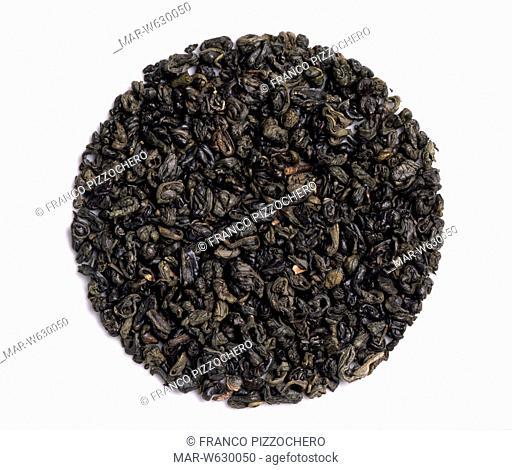 green gunpowder chinese tea
