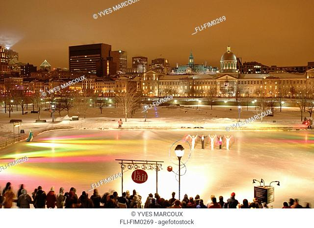 The Montreal High Lights Festival, Quebec