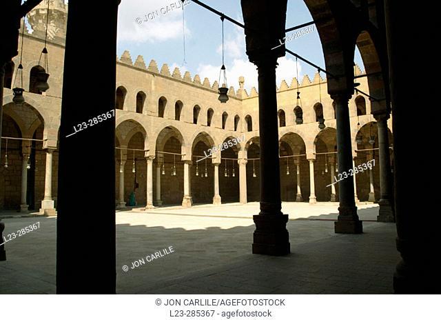 An Nasr Mosque, The Citadel, Cairo, Egypt