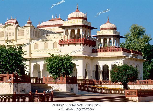 Rambagh Palace. Jaipur. Rajasthan. India