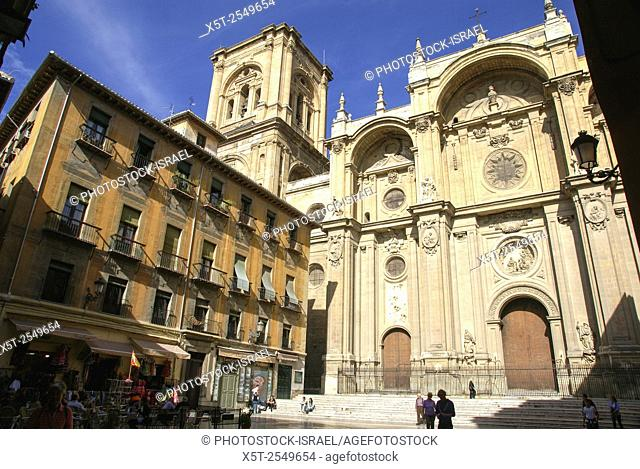 The Cathedral Granada, Andalusia, Spain