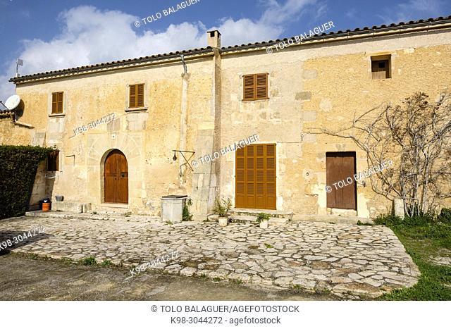 Son Dimoni, Son Negre, Felanitx, Mallorca, balearic islands, Spain