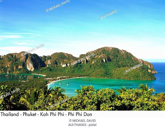 Thailand - Phuket - Koh Phi Phi - Phi Phi Don
