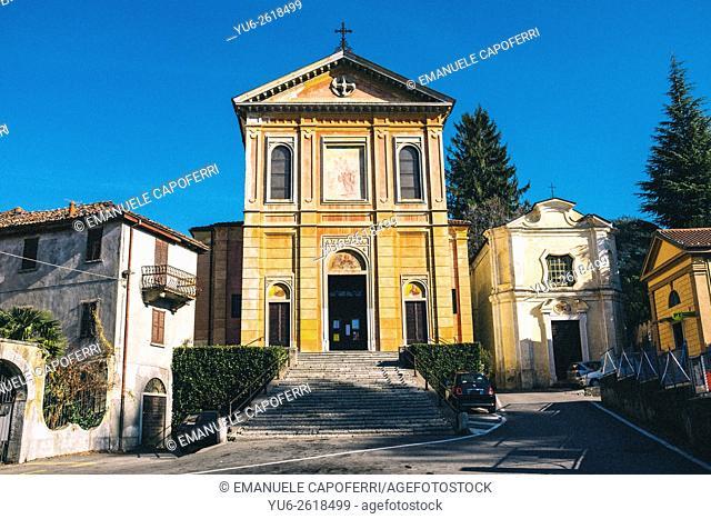 Parish Church of Velate, Italy