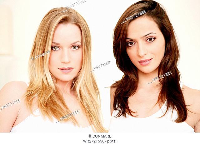 young, women, vitality, face, make up, skin, femal