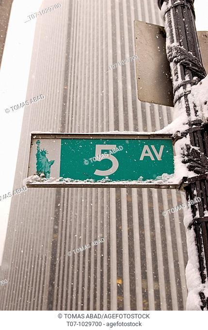 5 Th Avenue, Manhattan, New York City