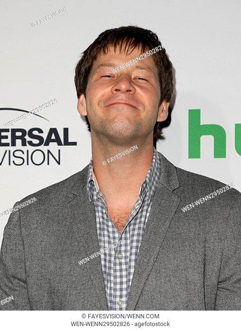 The Mindy Project 100th Episode celebration Featuring: Ike Barinholtz Where: West Hollywood, California, United States When: 09 Sep 2016 Credit:...