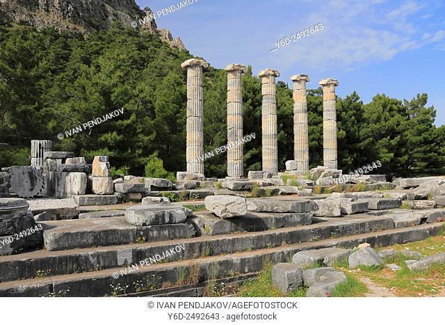 Ancient City of Priene, Turkey