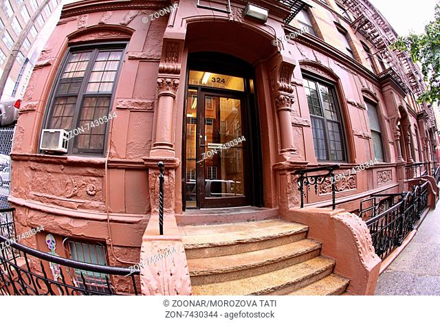 Building in New York