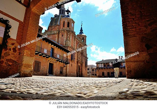 Church of the Christ of San Carlos del Valle, Ciudad Real