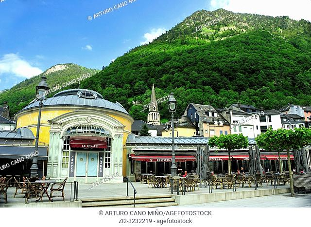 Cauterets town, Hautes-Pyrénées department , Occitanie region, France