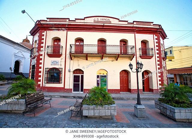 Historic town center, Santa Rosa de Copan, Copan, Honduras