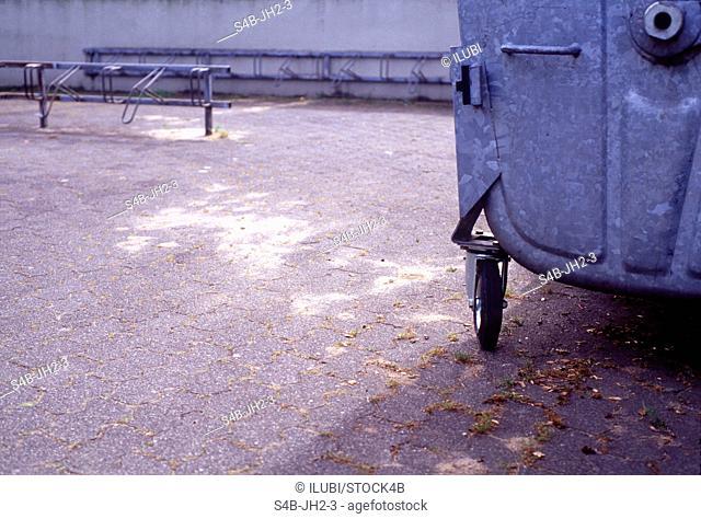 Rubbish Container