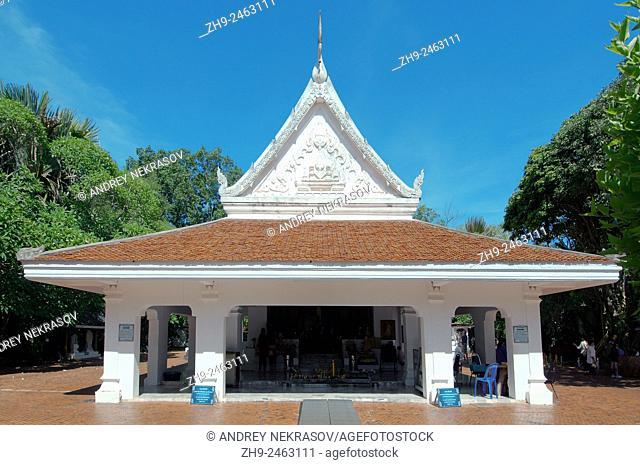 Phra That Si Song Rak in Amphoe Dan Sai, Loei province, Thailand